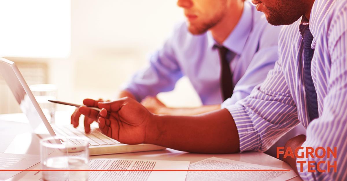 Saia do intuitivo e use o processo de automação para ter uma gestão segura e eficiente