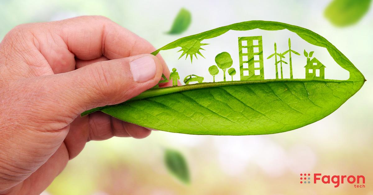 Ações ECO TECH ajudam a tornar o ambiente mais sustentável